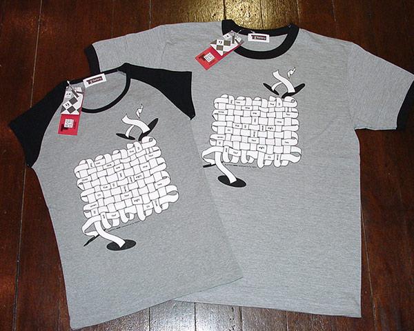 数独Tシャツ「テープ」