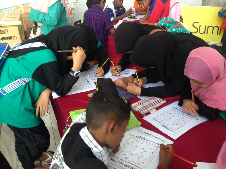 7th Malaysia Sudoku Championship 04.12.2016e