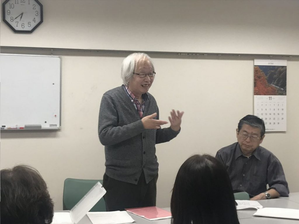 日本パズル連盟代表理事の西尾徹也さん